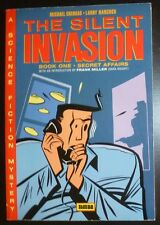 The Silent Invasion: Book One: Secret Affairs 1988 TPB