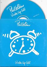 PHIL COLLINS - Wake up call Promo CD SINGLE 1TR German Cardsleeve 2003