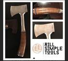 Rill Simple Tools Full Metal Jacket Hatchet