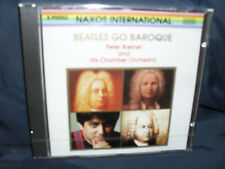 Peter Breiner and his Chamber Orchestra – BEATLES GO Baroque