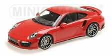 Minichamps 1:18 Porsche 911 Turbo S - 2016 - red