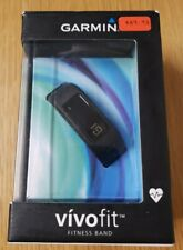 New Garmin Vivofit Activity Tracker Black Small & Large Bands With USB ANT Stick