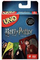 Mattel Uno Harry Potter Mattel Games Uno Card Game Mattel, 112 Cards