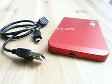 """External mobile hard disk USB2.0 2.5 """" mobile hard disk 100G / 5400RPM"""