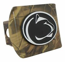 Penn State Camo Metal Hitch Cover