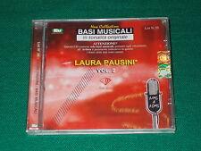 LAURA PAUSINI BASI MUSICALI ALTA MAREA VOL.36 CD
