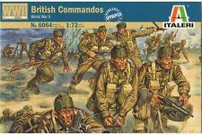 ITALERI 6064 1/72 Commandos Anglais – British Commados WWII