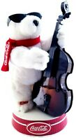 Coca Cola Animated Polar Bear Jazz Bass