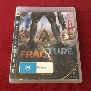 Fracture - Sony PlayStation 3 - Ps3