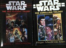 Star Wars: The Jedi Academy Trilogy And Corellian Trilogy Hardcover SFBC