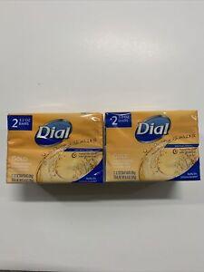 Dial Antibacterial Deodorant Bar Soap, Gold 3.2 oz (Pack of 2)