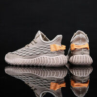 Men's Shoes Sports Sneakers Fashion Running Shoes Breathable Casual Athletic Gym