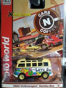 Auto World rel 23 THE LOVE BUS vw on an xtraction chassis smoke free home New