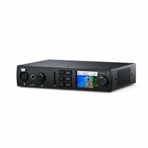 Blackmagic UltraStudio 4K Mini Dealer New Ovp New Now Available