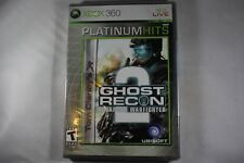 Tom Clancy's Ghost Recon Advanced Warfighter 2 (Microsoft Xbox 360) NEW Sealed