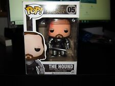 Funko Pop! Game of Thrones #05 The Hound VAULTED/RETIRED RARE!