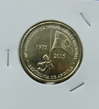 """Angola - 100 Kwanzas 2015  """"40th Anniversary of Independence""""  UNCIRCULATED"""