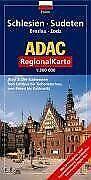 ADAC RegionalKarte Polen 3. Schlesien / Sudeten 1 : 300 ... | Buch | Zustand gut