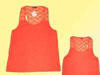 schickes Damenshirt T.-Shirt Tunika Blusenshirt Gr.46 XL m. Spitze NEU