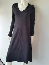Filippa K vestido negro escote en v talla M (aprox. talla 38) * PVP euro 155 --- nuevo