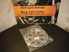 Harley Davidson NOS Big Twin Dyna 70 Tooth Pulley Sprocket Drive Cover 91733-85