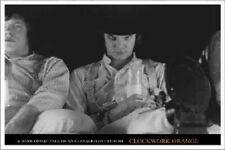"A Clockwork Orange Movie Poster Print Milkbar 24x36"""