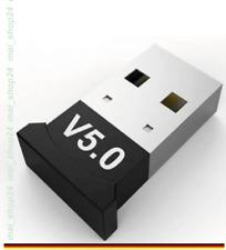 Bluetooth Adapter 5.0 Empfänger Audio Aux Transmitter Wireless USB Receiver