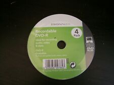 Signalex Recordable DVDs - x4 DVD-R Grabable