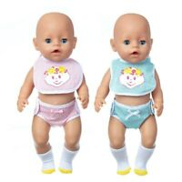 Baby Doll 17 Inch Born Babies Dolls Clothes And Accessories New Lovely Bikini