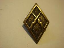 Israel Army very old Pin Sharp Shutter Badge 1950's Rare Item Military IDF Zahal