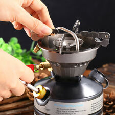 BRS - 12A Portable Powerful Gas Stove Burner Travel Outdoor Tool Survival Kit