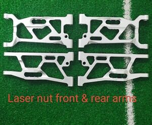VITAVON CNC alu  Front & Rear suspension arms for Losi Laser Nut
