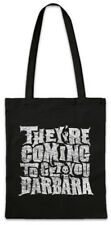 They're Coming To Get You Shopper Shopping Bag Return of Barbra the Living Dead
