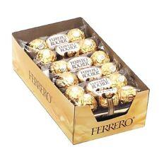 Ferroro Rocher, 3 pack of 12 in 36 pc/box  Hazelnut chocolate  SAME DAY SHIPPING