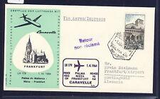 53999) LH FF Palma Spanien - Frankfurt 1.4.64, SoU