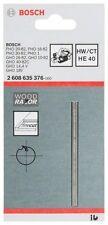 Bosch Hobeln Klinge 82mm x 5.5mm - 2608635376