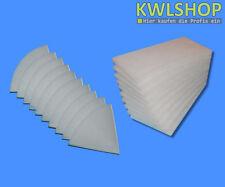 10 Filter G4 für Stiebel Eltron LWZ,Tecalor THZ 303 403 Sol+10 kegelfilter DN100
