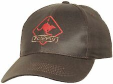 Scippis dritec Cap Baseball Base ball OUTDOOR MOTARD Capuchon Army KEPI Marron