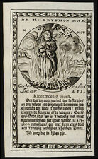 santino incisione 1600 S. TRIFONE M.
