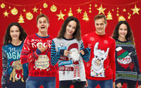 NEW Unisex Men Women LADIES Xmas Christmas jumper Novelty Fairisle Retro Sweater