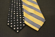 Lot of 2 MARSHALL FIELD'S Neckties - incredibly cheap price! Grab it! E2