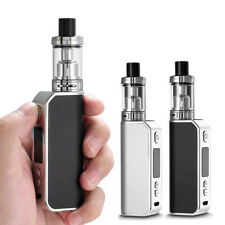 80W Electronic Vape Cigarettes E Pen Box Toptank Vape Starter Kit Portable