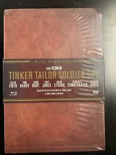 Tinker Tailor Soldier Spy (2011) Deluxe Edition Blu-Ray/DVD/CD/Book Region B