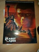 Poster 90x64 cm Planet of the Apes 1999 .