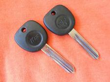 2 Saturn Ion Key Blanks 2003 2004 2005 2006 2007 (Fits: Saturn Ion)
