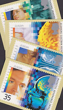 Great Britain GB 1994 Unused Full Set PHQ Stamp Cards No 165 Medical Discoveries