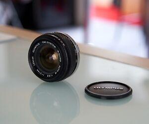 Olympus Zuiko 21mm f/3.5 MF Lens