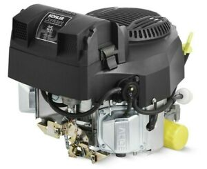 NEW! Kohler Engine ZT740 25hp +EXTRAS: Muffler, Hoses, Cables, Filters, Throttle