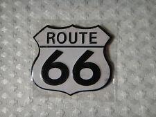 Route 66 Road Sign Metal Fridge Magnet New