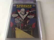 Strange Adventures 206 Cgc 7.0 2Nd App Deadman Neal Adams Art Dc Comics